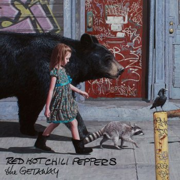 Абложка альбома - Рингтон - Red Hot Chili Peppers - Dark Necessities