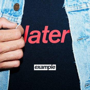 Album Cover - The ringtone - Example - Later