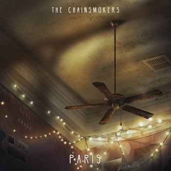 Album Cover - The ringtone - The Chainsmokers - Paris