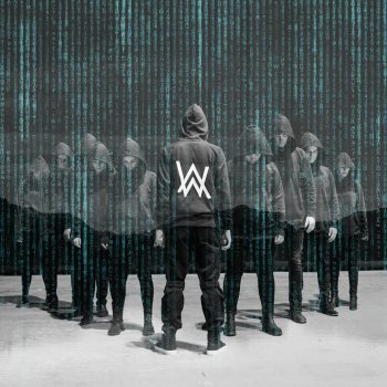 Album Cover - The ringtone - Alan Walker  - Alone