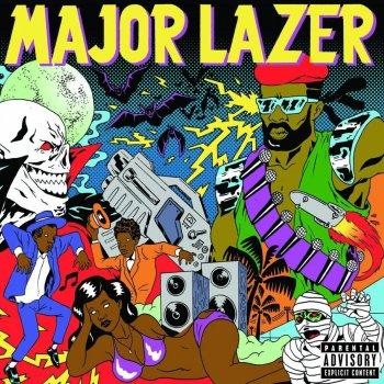 Абложка альбома - Рингтон - Major Lazer - Run Up