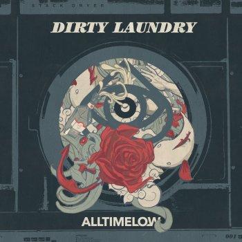 Абложка альбома - Рингтон - All Time Low - Dirty Laundry