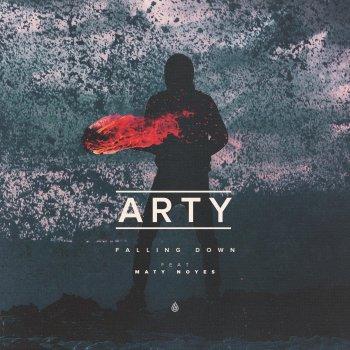 Абложка альбома - Рингтон - Arty feat. Maty Noyes - Falling Down