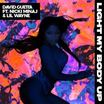 Album Cover - The ringtone - David Guetta - Light My Body Up