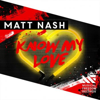 Абложка альбома - Рингтон - Matt Nash - Know My Love