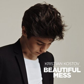 Album Cover - The ringtone - Kristian Kostov - Beautiful Mess