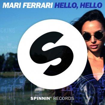 Album Cover - The ringtone - Mari Ferrari - Hello, Hello
