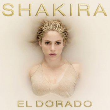 Album cover - Rington Shakira - Nada
