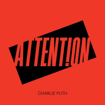 Абложка альбома - Рингтон - Charlie Puth - Attention