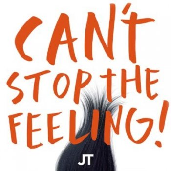 Album Cover - The ringtone - Justin Timberlake - Cant Stop The Feeling