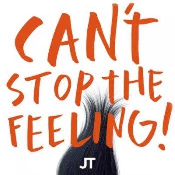 Абложка альбома - Рингтон - Justin Timberlake - Cant Stop The Feeling