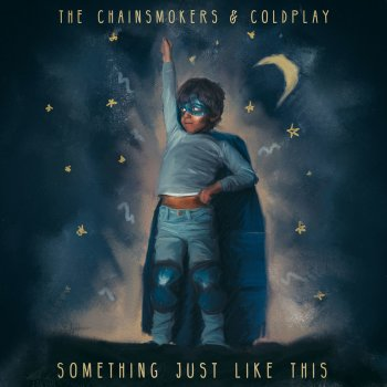 Album cover - Ringtone Coldplay - Something Just Like This