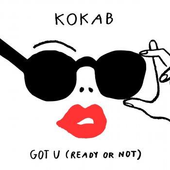 Абложка альбома - Рингтон - Kokab - Got U (Ready Or Not)