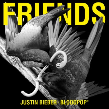 Album cover - Ringtone Justin Bieber - Friends