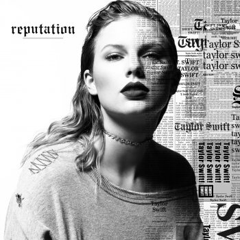 Album cover - Ringtone Taylor Swift - Look What You Made Me Do