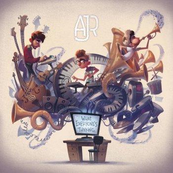 Album cover - Ringtone AJR - Weak