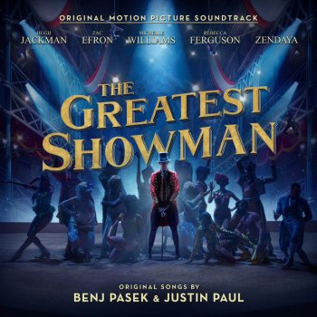 Album cover - Ringtone Hugh Jackman - The greatest show