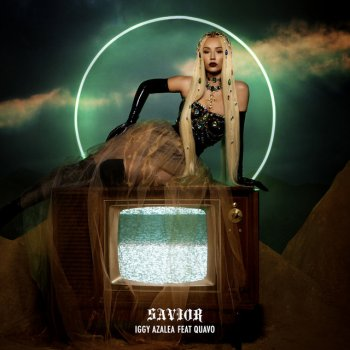 Album cover - Ringtone Iggy Azalea, Quavo - Savior