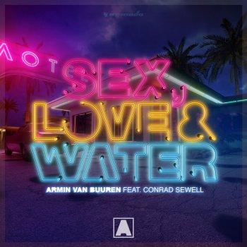 Album cover - Ringtone Armin van Buuren - Sex, Love & Water