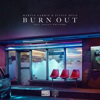 Album cover - Ringtone Martin Garrix, Dewain Whitmore -  Burn Out