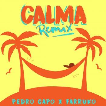 Абложка альбома - Рингтон Pedro Capo & Farruko - Calma (Remix)