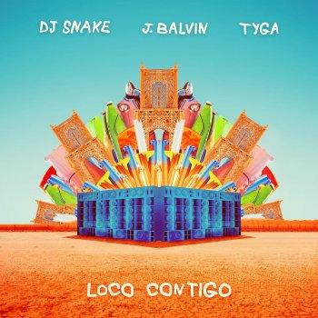 Абложка альбома - Рингтон DJ Snake, J. Balvin, Tyga - Loco Contigo