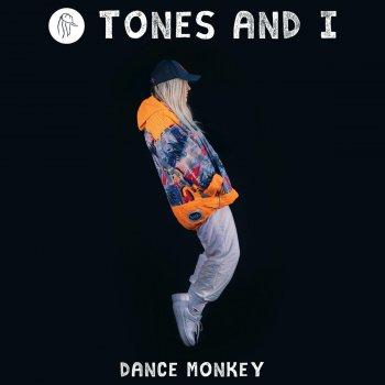 Абложка альбома - Рингтон Tones And I - Dance Monkey