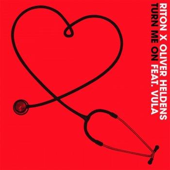 Album Cover - Ringtone Riton & Oliver Heldens Feat. Vula - Turn Me On