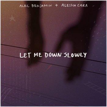 Абложка альбома - Рингтон Alec Benjamin feat. Alessia Cara - Let me down slowly