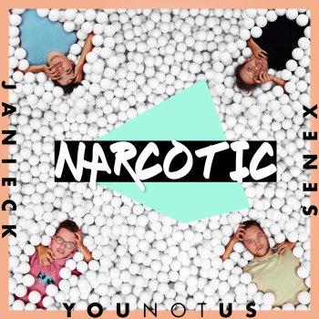 Абложка альбома - Рингтон Younotus, Janieck & Senex - Narcotic