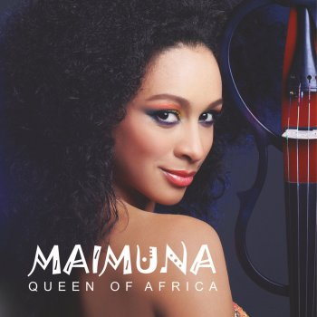 Album cover - Rington Maimuna - Queen of Africa