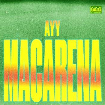 Абложка альбома - Рингтон Tyga - Ayy Macarena