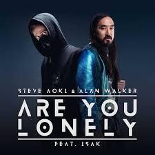 Абложка альбома - Рингтон Steve Aoki & Alan Walker - Are You Lonely feat. ISAK