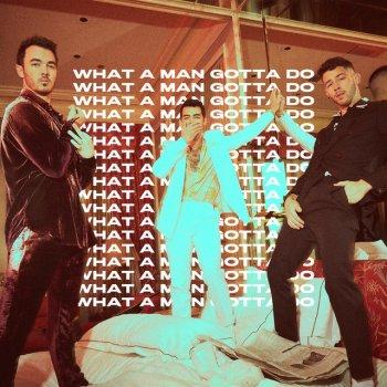 Абложка альбома - Рингтон Jonas Brothers - What A Man Gotta Do