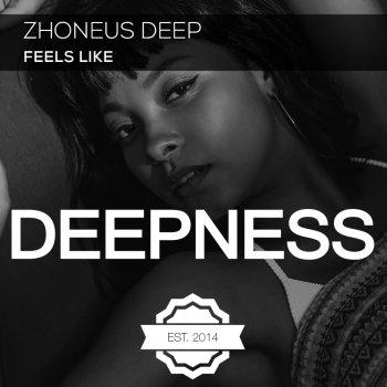 Album cover - Rington Zhoneus Deep - Feels Like