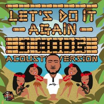 Album cover - Rington J Boog - Lets Do It Again