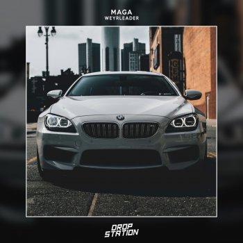 Album cover - Rington Maga AQ - Weyrleader