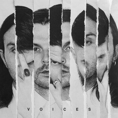 Album Cover - Ringtone Hurts - Voices