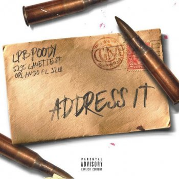 Album cover - Rington LPB Poody - Address It