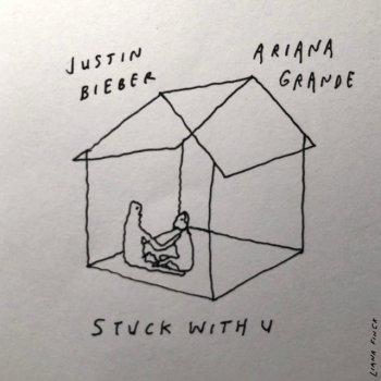 Album Cover - Ringtone Ariana Grande & Justin Bieber - Stuck with U