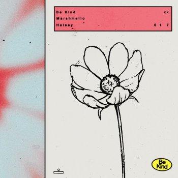 Album Cover - Ringtone Marshmello & Halsey - Be Kind