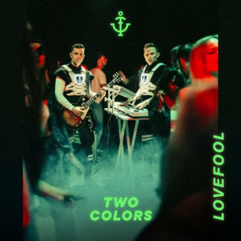Album cover - Rington Twocolors  - Lovefool