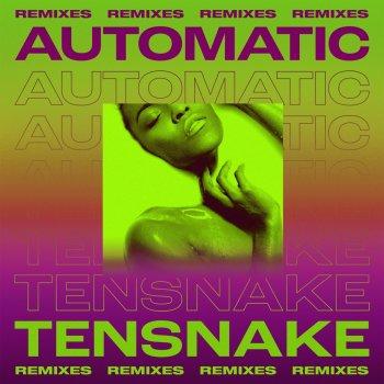 Album cover - Rington Tensnake - Automatic