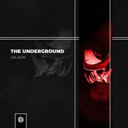 Album cover - Rington Saladin - The Underground