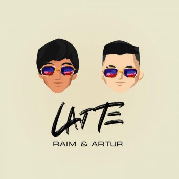 Album cover - Rington Raim, Artur - Latte