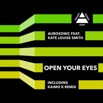 Album cover - Rington Aurosonic - Open Your Eyes