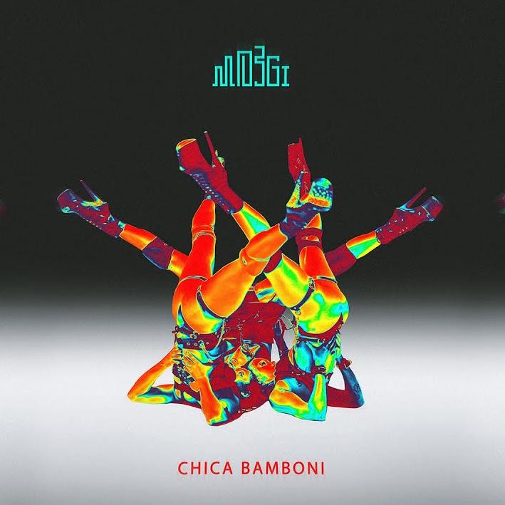 Album cover - Rington Mozgi - Chica Bamboni