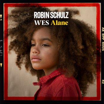 Album cover - Rington Robin Schulz & Wes - Alane