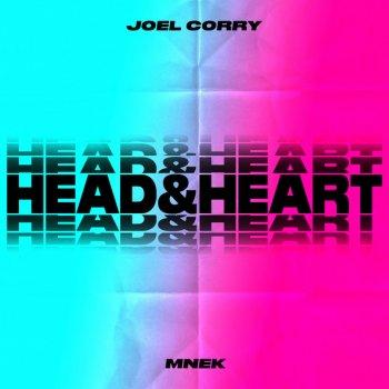 Album cover - Rington Joel Corry, MNEK - Head Heart