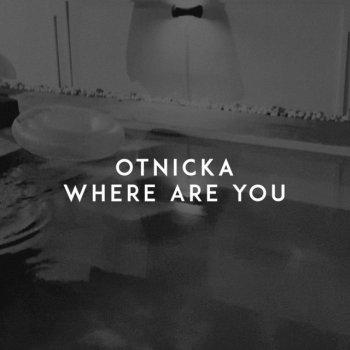 Album cover - Rington Otnicka - Where Are You